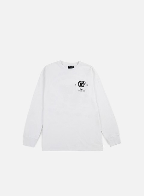 t shirt acapulco gold flying tiger ls t shirt white