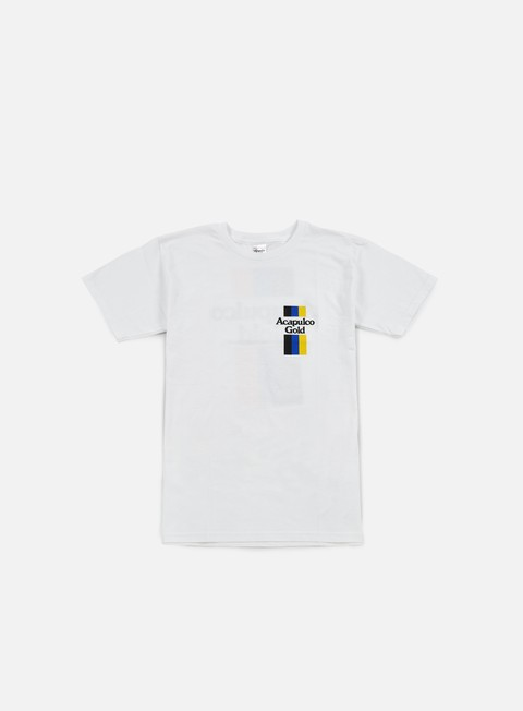 Short Sleeve T-shirts Acapulco Gold Formula One T-shirt
