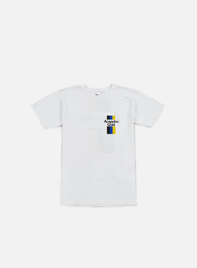 Acapulco Gold - Formula One T-shirt, White