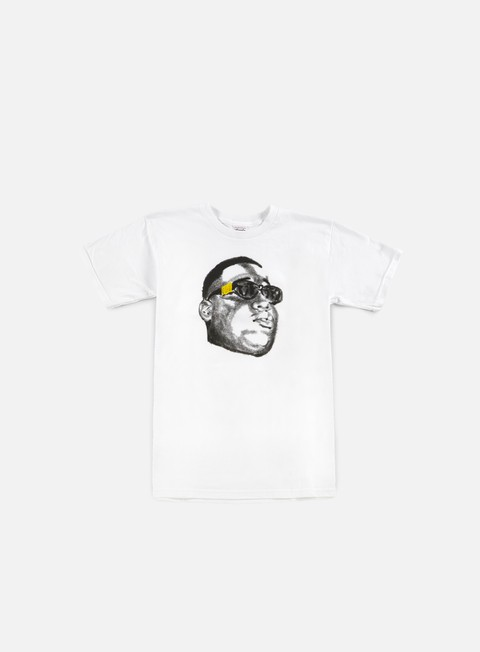 T-shirt a manica corta Acapulco Gold Frank White T-shirt
