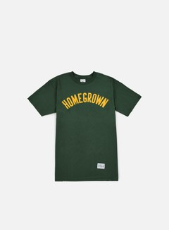 Acapulco Gold - Homegrown T-shirt, Dark Green 1
