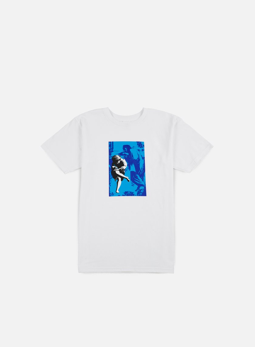 Acapulco Gold - Illusion T-shirt, White