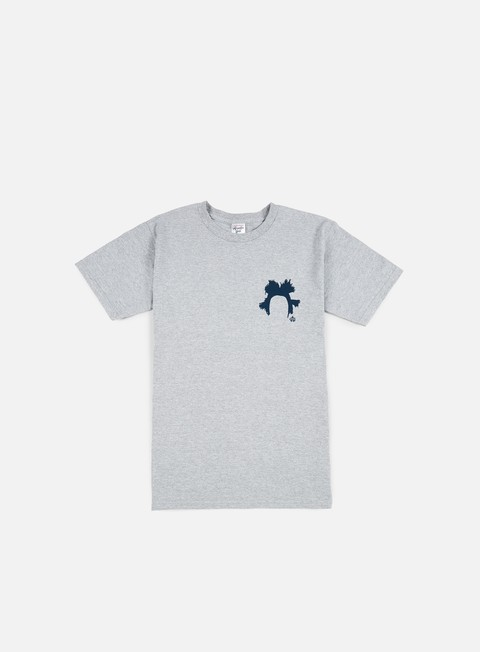 t shirt acapulco gold jean michel t shirt heather grey