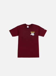 Acapulco Gold - King T-shirt, Burgundy 1