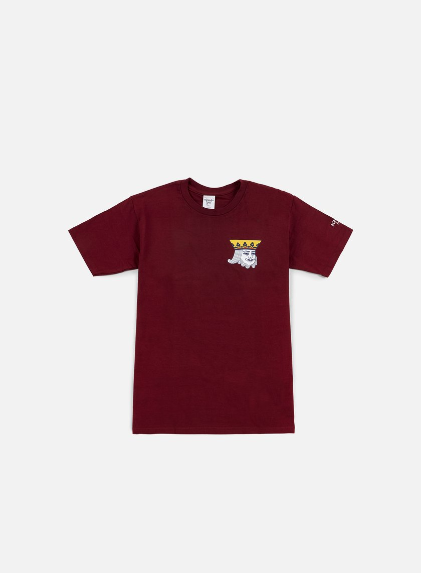 Acapulco Gold - King T-shirt, Burgundy
