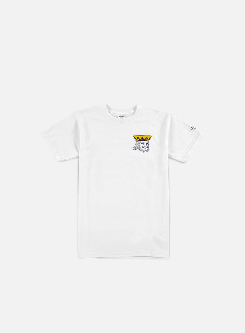 Acapulco Gold - King T-shirt, White