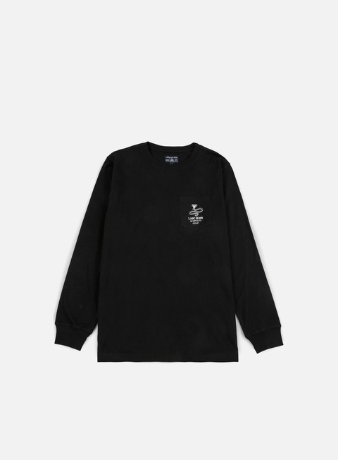 t shirt acapulco gold last hope pocket ls t shirt black