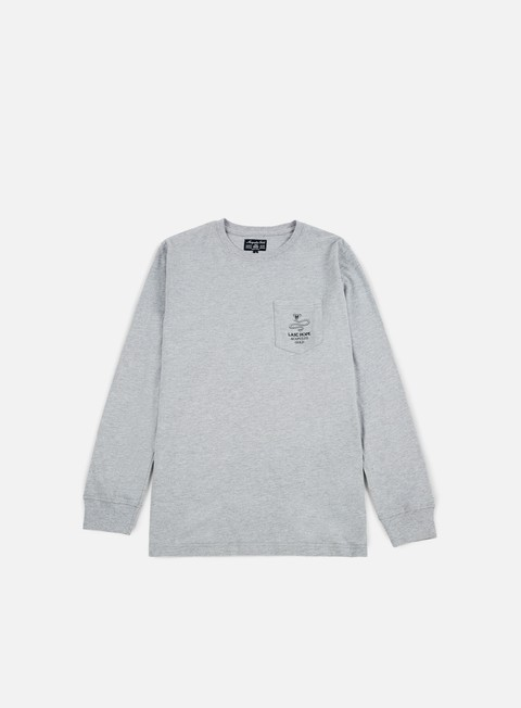 t shirt acapulco gold last hope pocket ls t shirt heather grey