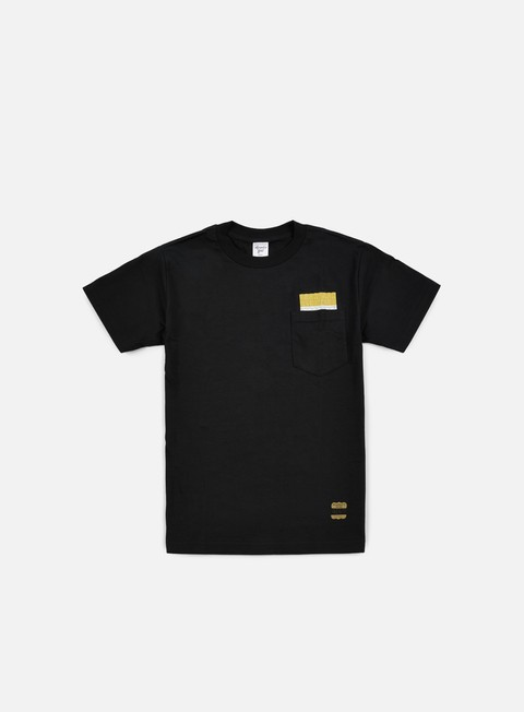 t shirt acapulco gold loosies pocket t shirt black
