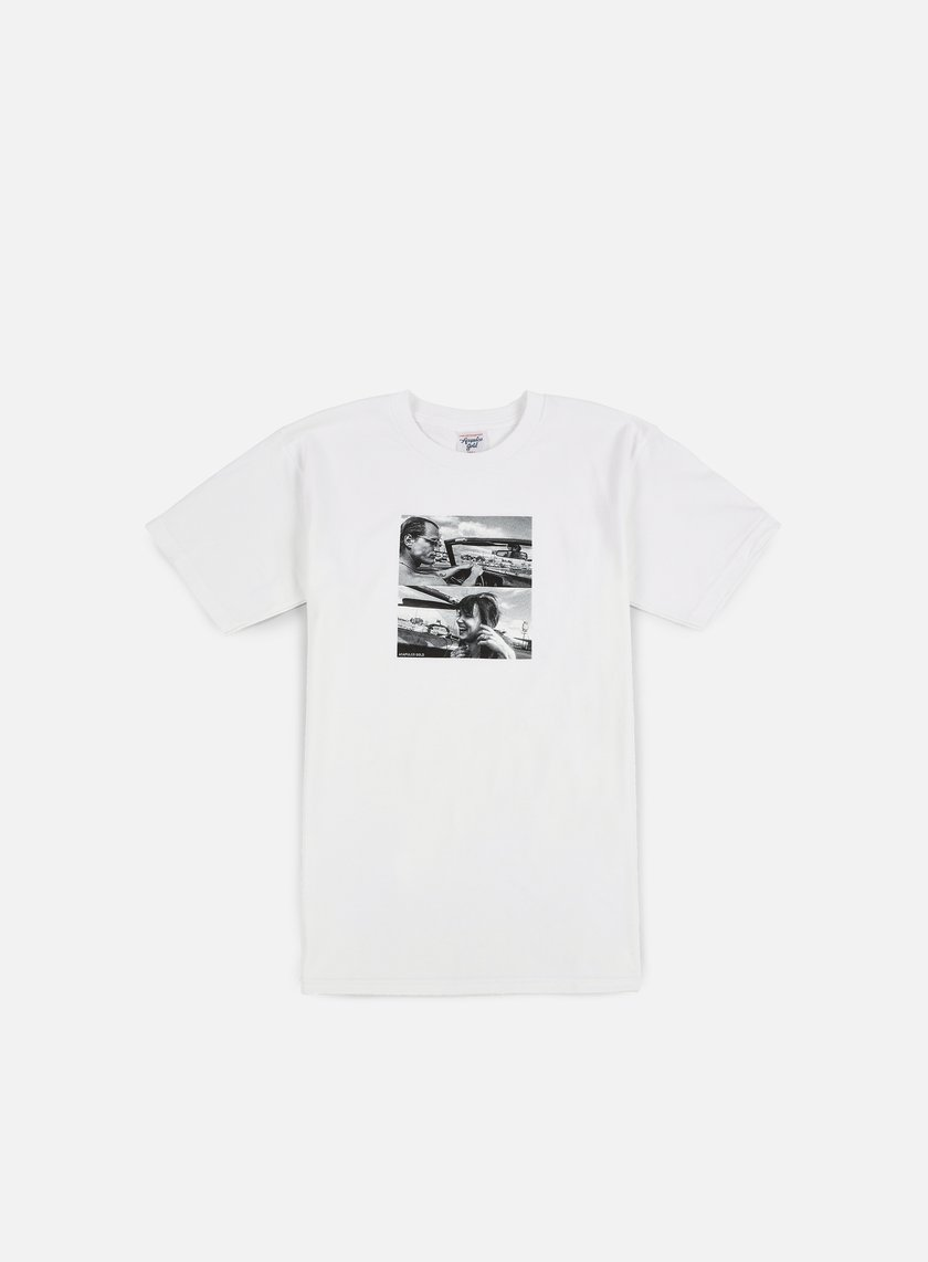 Acapulco Gold - Natural Born T-shirt, White