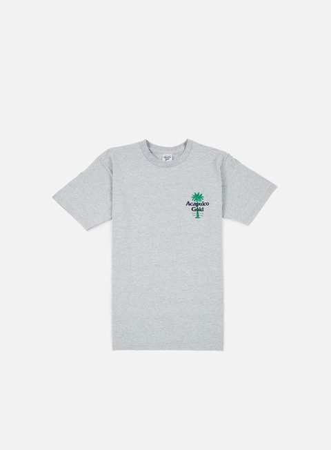 t shirt acapulco gold palma t shirt heather grey