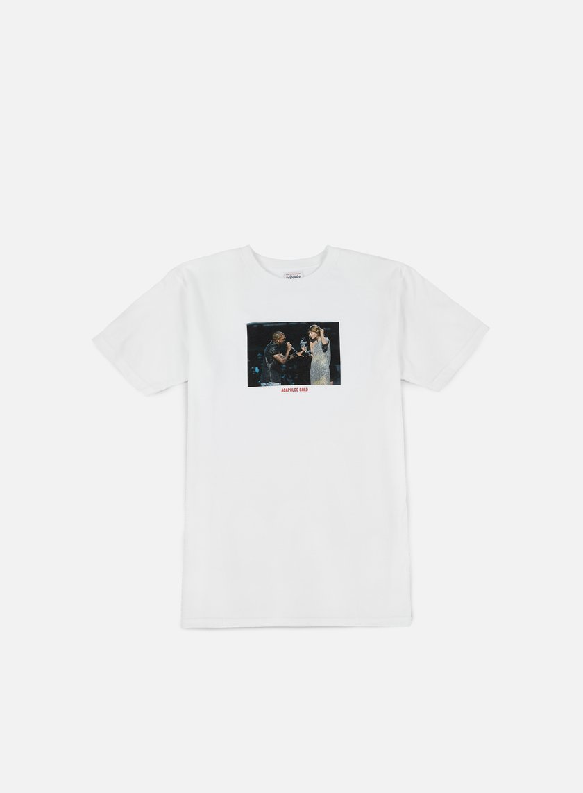 Acapulco Gold - Party Crasher T-shirt, White