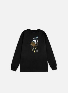 Acapulco Gold - Players Cup LS T-shirt, Black 1