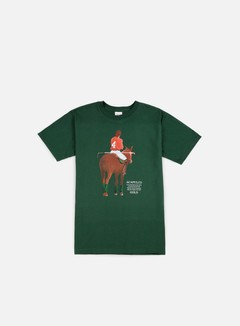 Acapulco Gold - Players Cup T-shirt, Dark Green 1