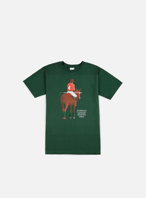 t shirt acapulco gold players cup t shirt dark green