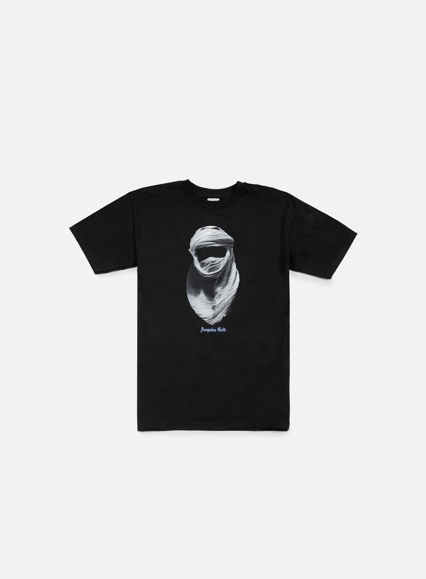 Acapulco Gold - Sahara T-shirt, Black