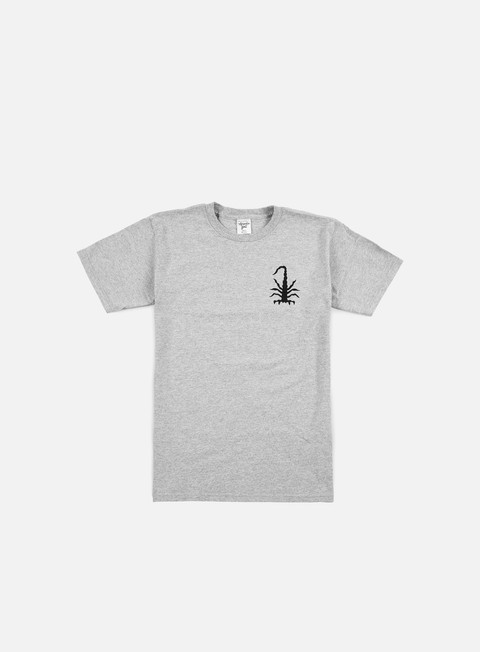 t shirt acapulco gold scorpion t shirt heather grey