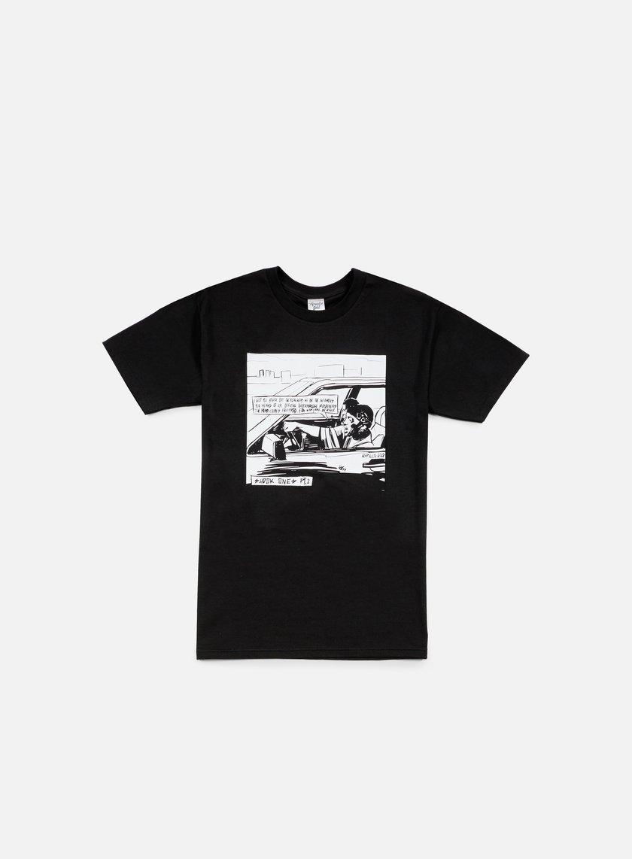 Acapulco Gold - Shook Ones T-shirt, Black