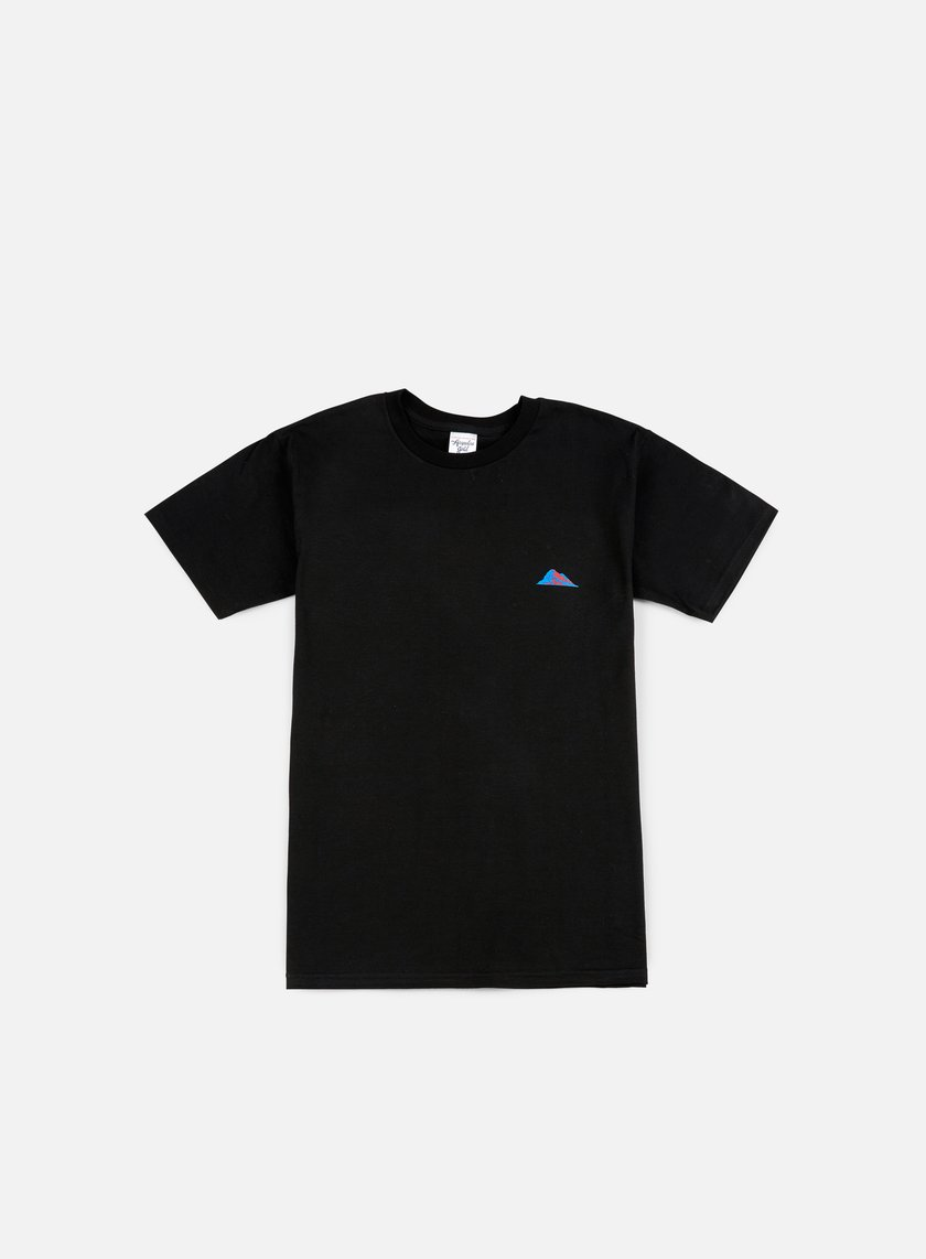 Acapulco Gold - Summit 2.0 T-shirt, Black