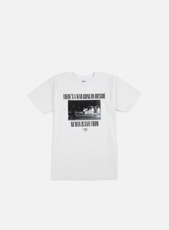 Acapulco Gold - War T-shirt, White 1