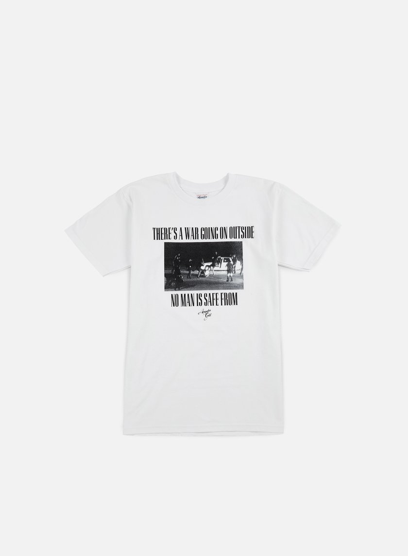 Acapulco Gold - War T-shirt, White