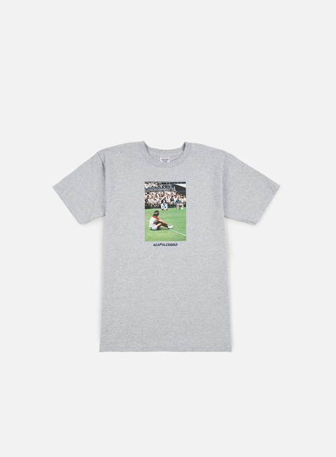 T-shirt a Manica Corta Acapulco Gold Windswept Fields T-shirt