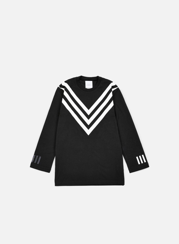 Adidas by White Mountaineering - WM 3/4 Raglan T-shirt, Black