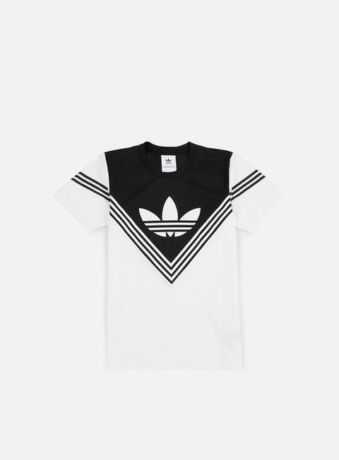 Outlet e Saldi T-shirt a Manica Corta Adidas by White Mountaineering WM Foot Ball T-shirt