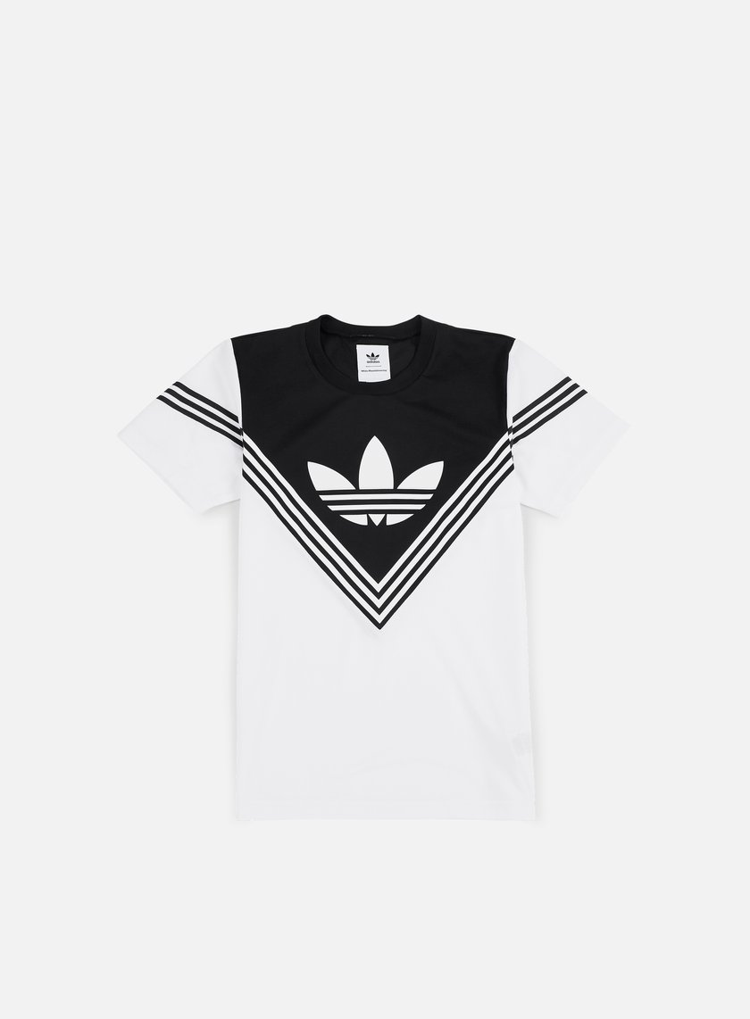 Adidas by White Mountaineering - WM Foot Ball T-shirt, White