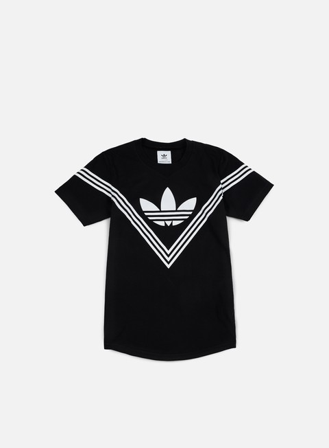 Short Sleeve T-shirts Adidas by White Mountaineering WM Logo T-shirt