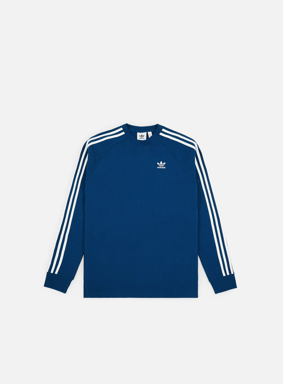 5c609cca ADIDAS ORIGINALS 3 Stripes LS T-shirt € 27 Long Sleeve T-shirts ...