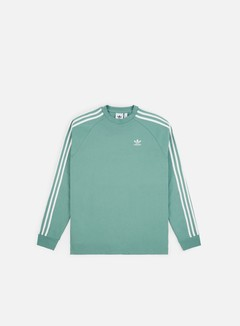 Adidas Originals 3 Stripes LS T-shirt