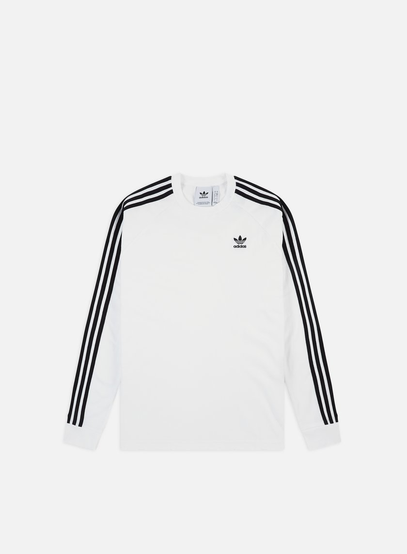 3 Stripes LS T shirt