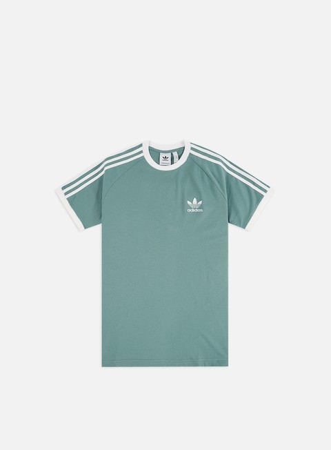 Outlet e Saldi T-shirt a Manica Corta Adidas Originals 3 Stripes T-shirt
