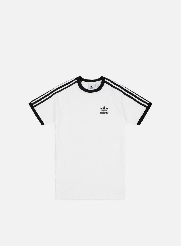 223c8f56fe5 ADIDAS ORIGINALS 3 Stripes T-shirt € 29 Short Sleeve T-shirts ...