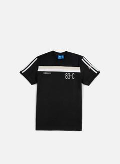 Adidas Originals - 83-C T-shirt, Black 1