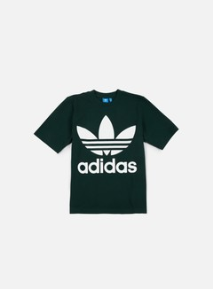 Adidas Originals - AC Boxy T-shirt, Green Night