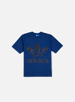 Adidas Originals - AC Boxy T-shirt, Mystery Blue