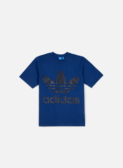 t shirt adidas originals ac boxy t shirt mystery blue