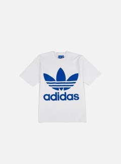Adidas Originals - AC Boxy T-shirt, White