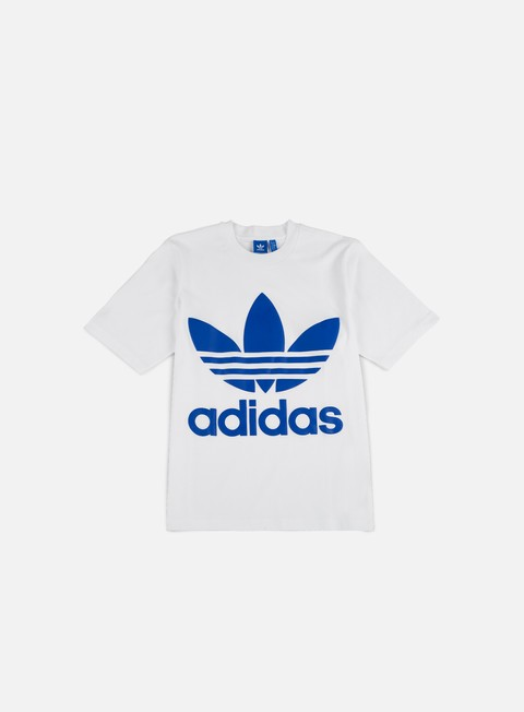 t shirt adidas originals ac boxy t shirt white