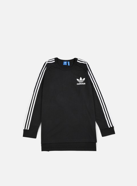 t shirt adidas originals adc fashion ls t shirt black