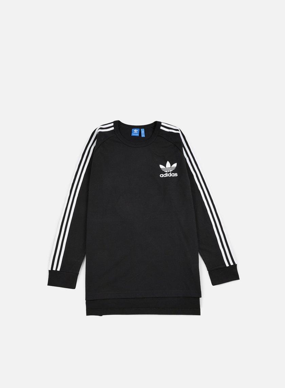 Adidas Originals - ADC Fashion LS T-shirt, Black