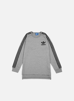 Adidas Originals - ADC Fashion LS T-shirt, Core Heather 1