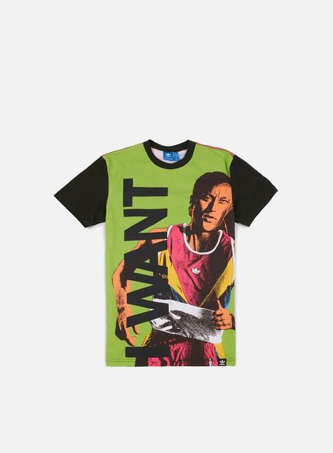 Outlet e Saldi T-shirt a Manica Corta Adidas Originals Archive Catalog T-shirt