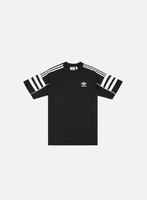 t shirt adidas originals auth t shirt black white