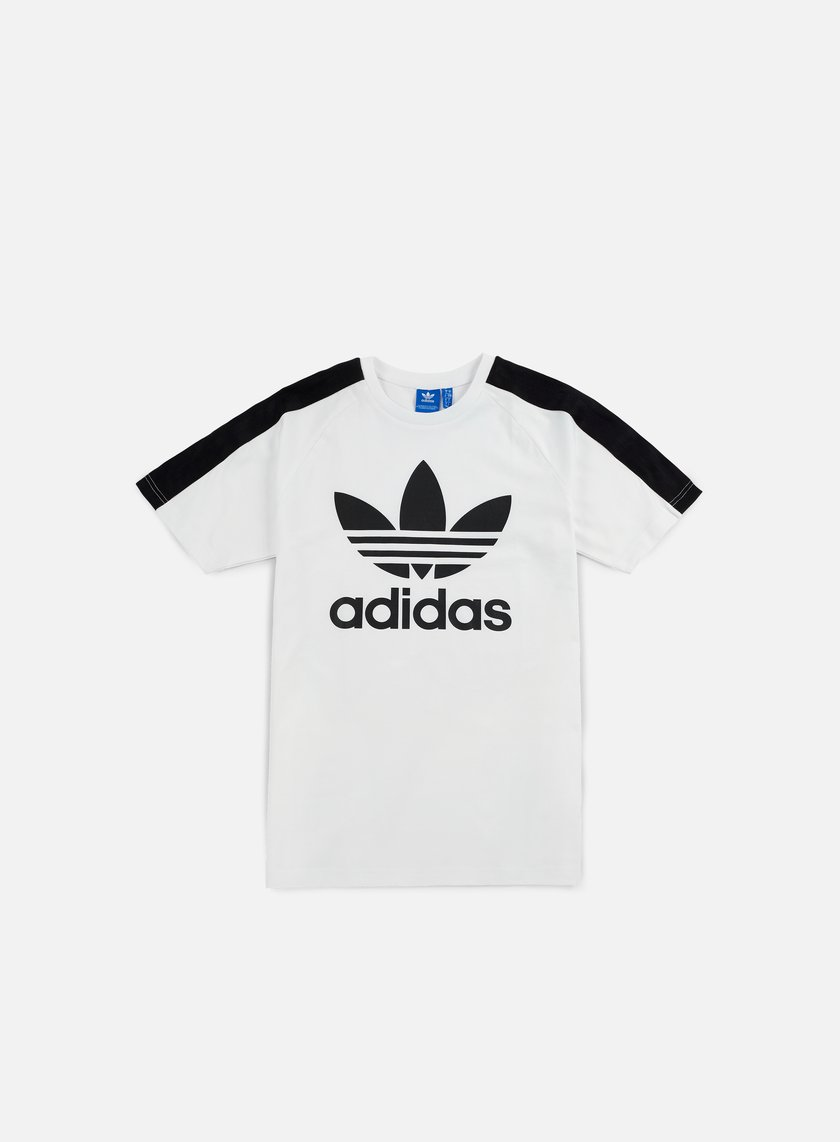 Adidas Originals - Berlin T-shirt, White