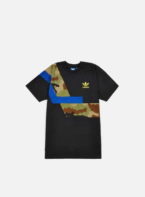 T-shirt a manica corta Adidas Originals Block Jersey T-shirt