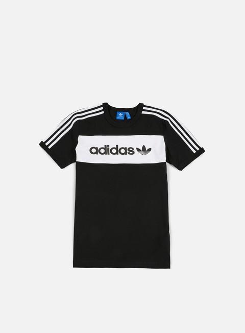 T-shirt a manica corta Adidas Originals Block T-shirt