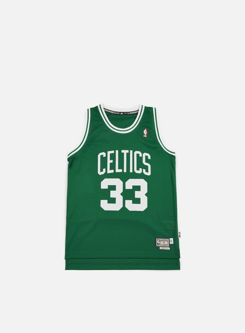 Canotte da Basket Adidas Originals Boston Celtics Retired Jersey Larry Bird